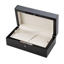 Ekskluzywne pudełko prezentowe w kolorze czarnym [PP3850]Ekskluzywne pudełko...