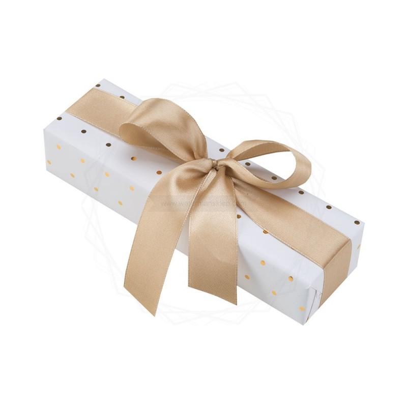Pakowanie prezentów - papier biały [WZ0011]