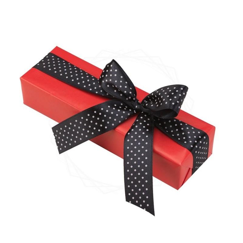 Pakowanie prezentów - papier czerwony [WZ0013]
