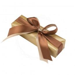 Pakowanie prezentów - papier złoty [WZ0015]Pakowanie prezentów -...