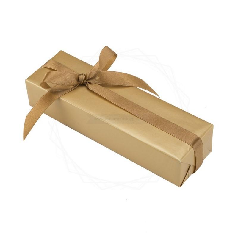 Pakowanie prezentów - papier złoty [WZ0016]