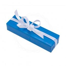 Pakowanie prezentów - papier niebieski [WZ0017]Pakowanie prezentów -...