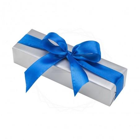 Pakowanie prezentów - papier srebrny [WZ0018]