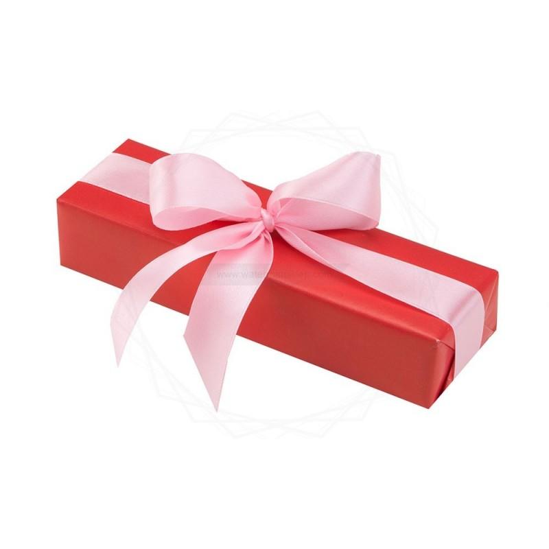 Pakowanie prezentów - papier czerwony [WZ0019]