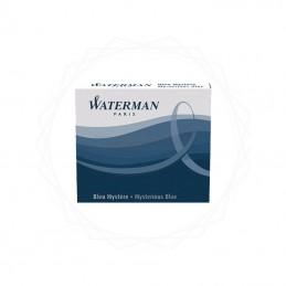 Naboje Do Pióra Wiecznego Waterman granatowe [S0111000]Naboje Do Pióra Wiecznego...