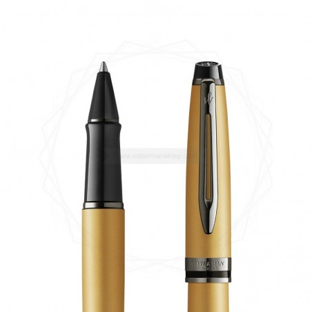 Pióro kulkowe Waterman Expert Metalic Złote [2119259]