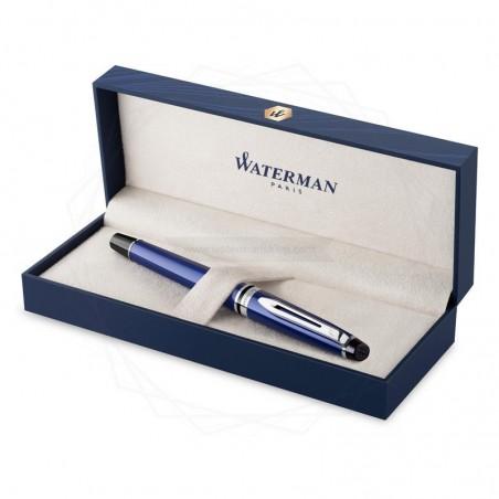 Pióro wieczne Waterman Expert niebieskie CT [2093456]