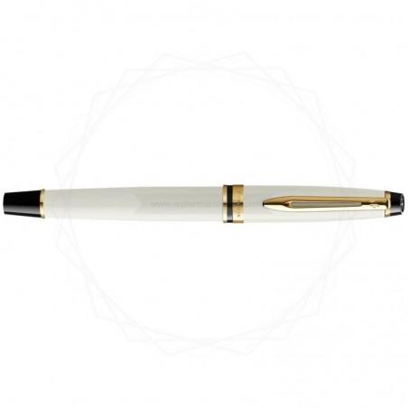 Pióro wieczne Waterman Expert Ivory GT złota stalówka 18k. [2099431]