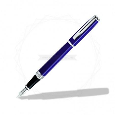 Pióro wieczne Waterman Exception Slim niebieskie ST [S0637090]