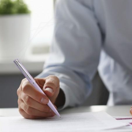 Długopis Waterman Allure fioletowy CT [2122723]