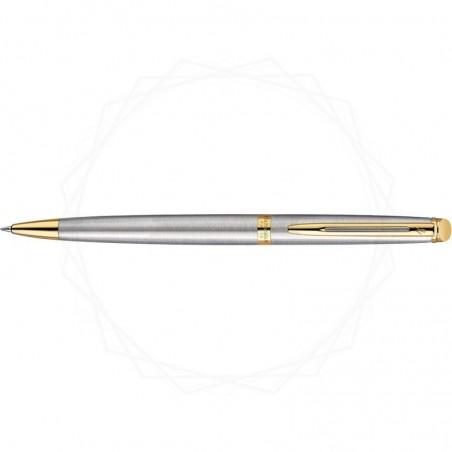 Długopis Waterman Hemisphere stalowy GT [S0920370]