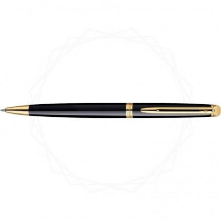 Długopis Waterman Hemisphere czarny GT [S0920670]
