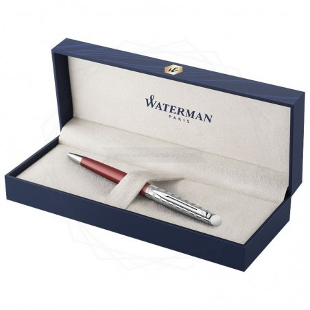 Długopis Waterman Hemisphere Delux Marine Red CT [2118292]