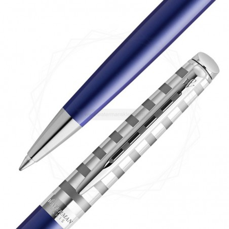 Długopis Waterman Hemisphere Delux Marine Blue CT [2117788]