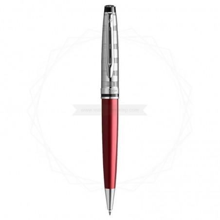Długopis Waterman Expert czerwony CT [2093661]