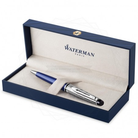 Długopis Waterman Expert niebieski CT [2093657]