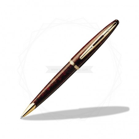 Długopis Waterman Carene bursztyn GT [S0700940]