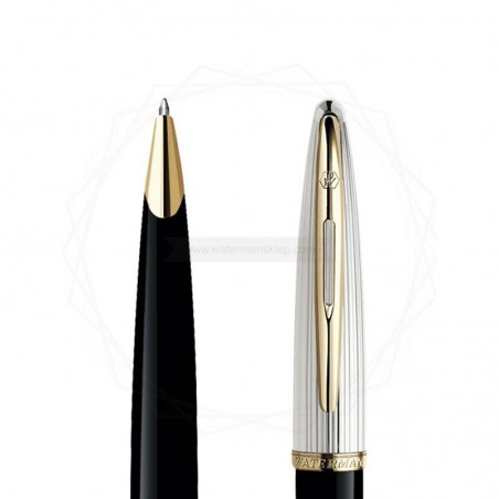 Długopis Waterman Carene Deluxe czarny GT [S0700000]