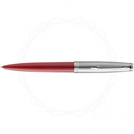Długopis Waterman Embleme czerwony CT [2100326]