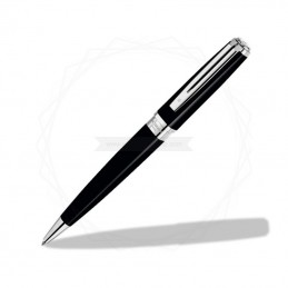 Długopis Waterman Exception Slim czarny ST [S0637040]Długopis Waterman Exception...