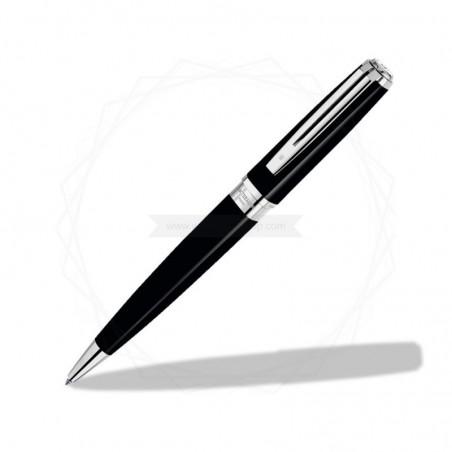 Długopis Waterman Exception Slim czarny ST [S0637040]