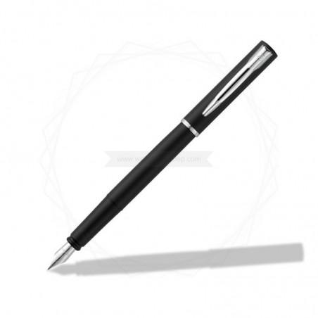 Zestaw Długopis + pióro Waterman Graduate czarne CT [DUOALLURE1]