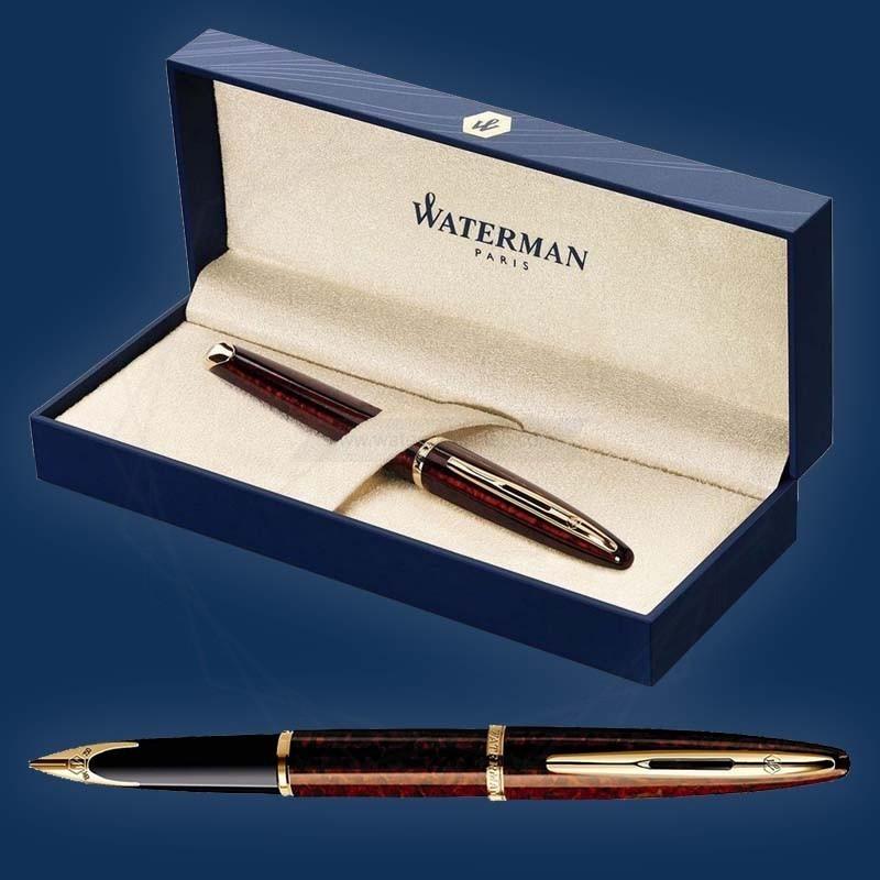 Pióro Waterman Carene GT w kolorze bursztynowym  nr katalogowy S0700860 