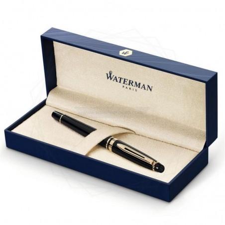 Pióro wieczne Waterman Expert czarne GT [S0951640]