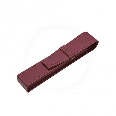 Etui na pojedynczy produkt w kolorze jasno brązowym [E00128]