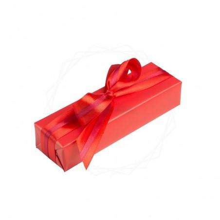 Pakowanie prezentów - papier czerwony [WZ002]