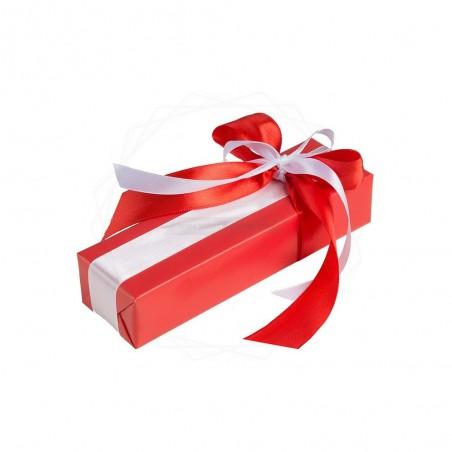 Pakowanie prezentów - papier czerwony [WZ004]