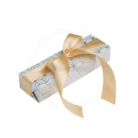 Pakowanie prezentów - papier srebrny [WZ006]