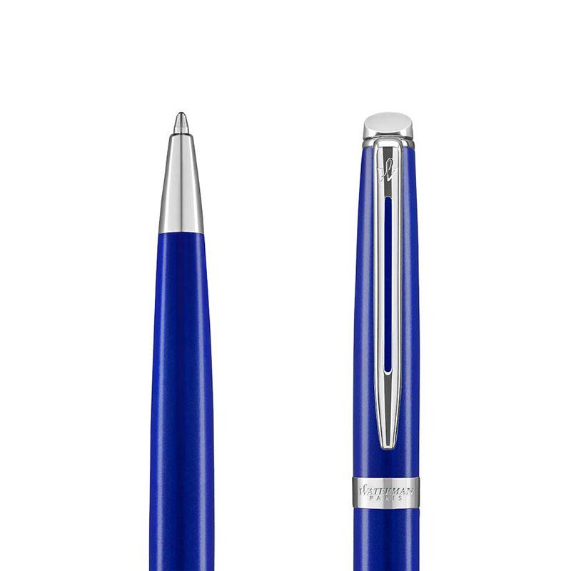 Długopis Waterman Hemisphere jasnoniebieski CT w przekroju