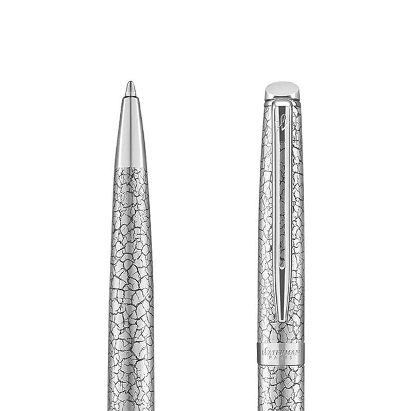 Długopis Waterman Hemisphere pęknięty CT w przekroju