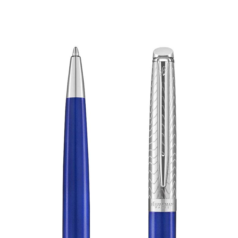 Długopis Waterman Hemisphere niebieski CT w przekroju