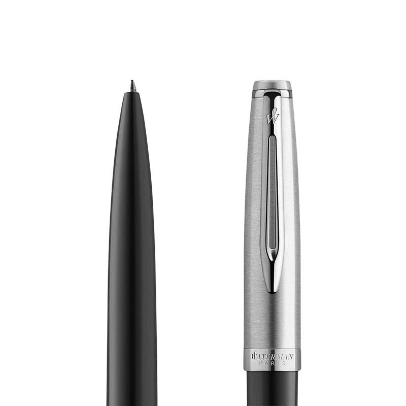 Długopis Waterman Embleme czarny CT [2100379] w przekroju