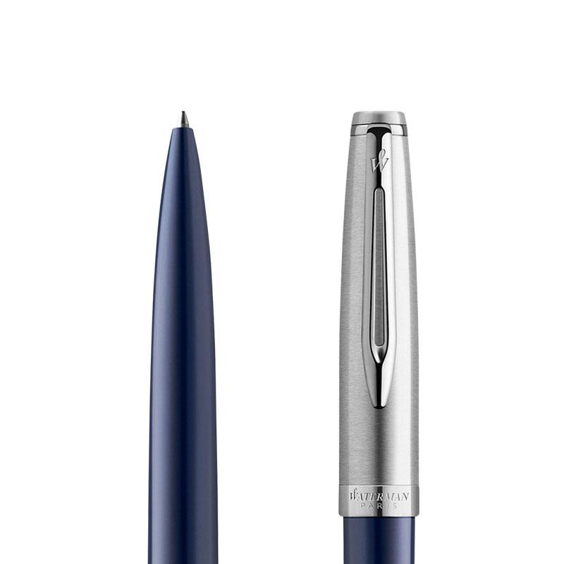 Długopis Waterman Embleme niebieski CT [2100403] w przekroju