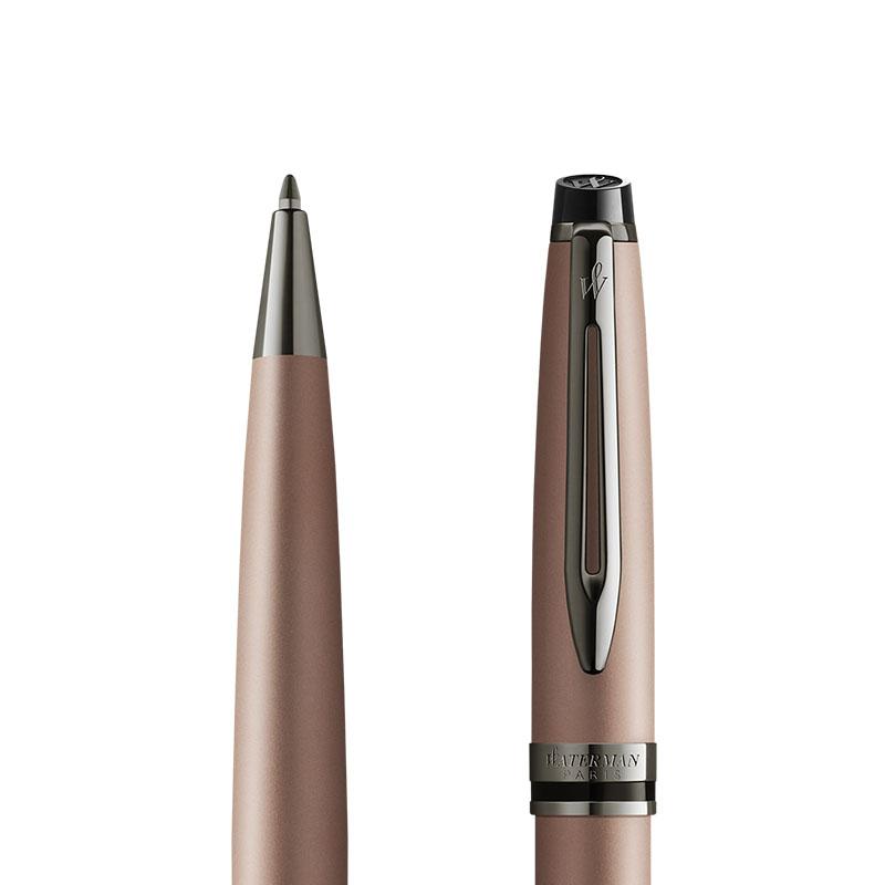 Długopis Waterman Expert Metalic Różowe Złoto [2119265] w przekroju