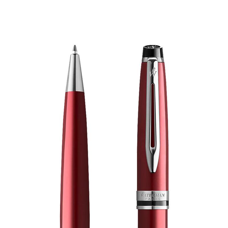 Długopis Waterman Expert czerwony CT [2093653] w przekroju