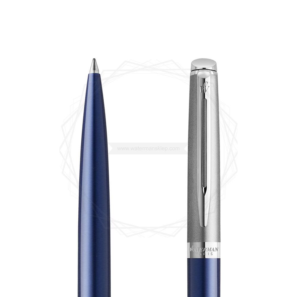 Długopis Waterman Hemisphere Essential Niebieski CT [2146619] w przekroju