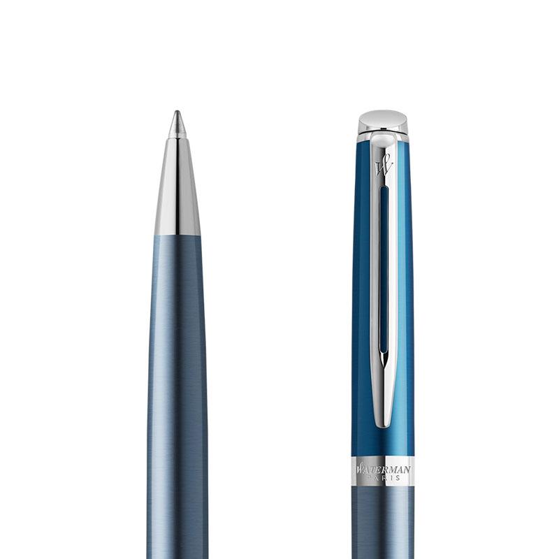 Długopis Waterman Hemisphere Sea Blue CT [2118240] w przekroju