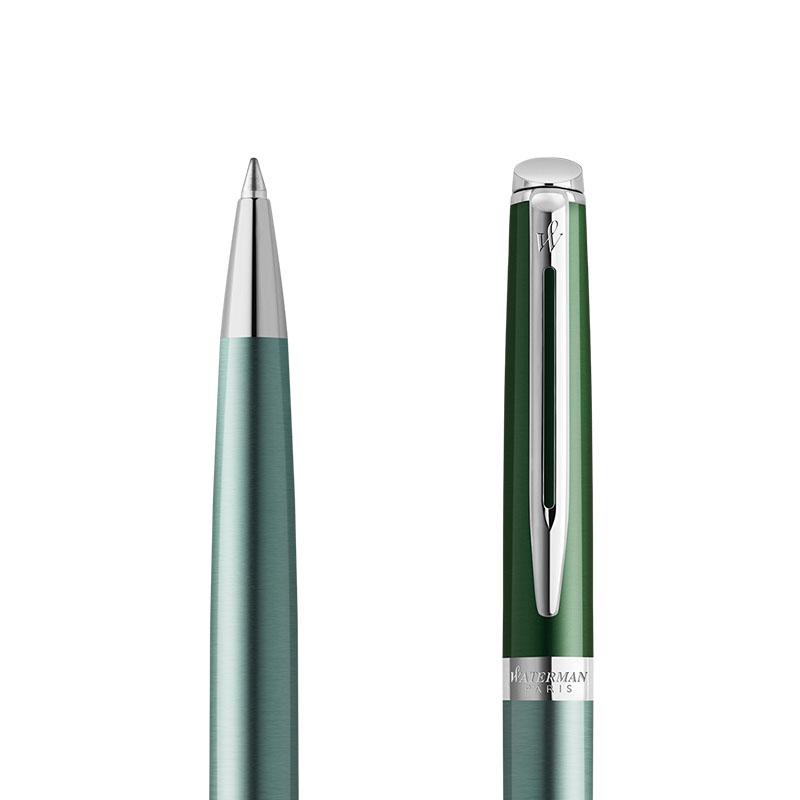Długopis Waterman Hemisphere Vineyard Green CT [2118284] w przekroju