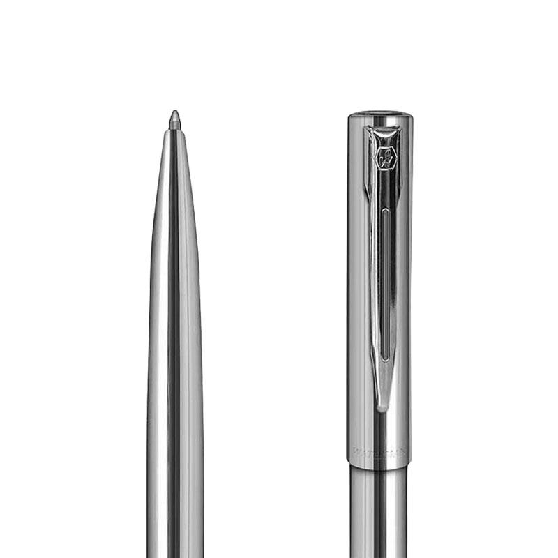 Długopis Waterman Allure srebrny CT w porzekroju